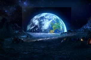 Your Shot: How DDB Berlin Made Earth Rise From Its Own Horizon for Sony Bravia