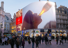 Land Securities & Ocean Outdoor unveil Piccadilly Lights transformation