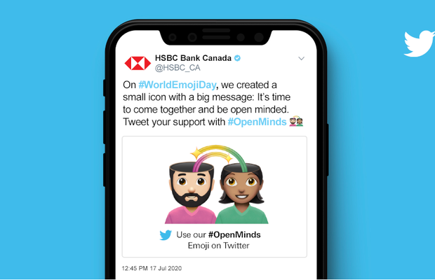 HSBC Canada Banks on Open-Mindedness in Social Initiative