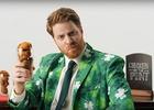 Tongue-in-Cheek Irish Stereotypes Welcome in KFC's 'O'Sanders Feast'