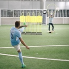 Manchester City Takes On the Footboard Challenge in Latest Wix.com Film