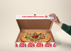 Boston Pizza Introduces The Carolling Christmas Pizza