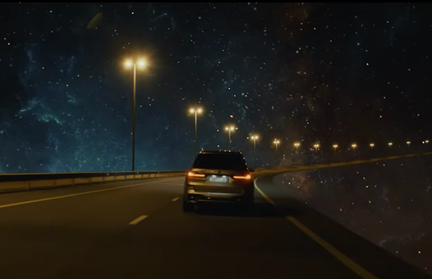BMW Takes a Journey to the Moon for Cinematic Ramadan Campaign