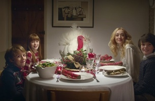 The Quarry's Scot Crane Cuts Vodafone's Terry the Turkey Christmas Ad