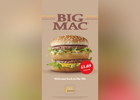 McDonald's Rolls Back the Years to Celebrate the Return to '90s Prices