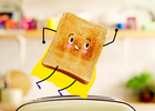 Kingsmill Superheroes Are 'Bready' to Go in Campaign from Recipe
