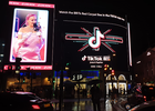 TikTok Celebrates the BRITs with Immersive Projections and Live Streams Across London