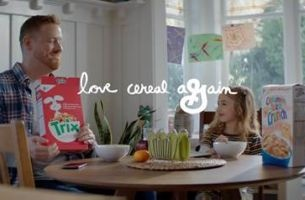 McCann New York Asks Parents to Love Cereal 'Again' in General Mills Campaign