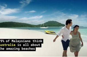UnDiscover Australia Campaign via Clemenger BBDO Sydney Targets South and South-East Asia