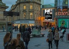 Ocean Outdoor Supports The Female Lead with Responsive DOOH Campaign