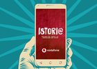 Vodafone Romania Launch Istoria Mobile App in Partnership with FCB Bucharest