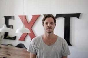 Exit Signs Director Patrick Fileti