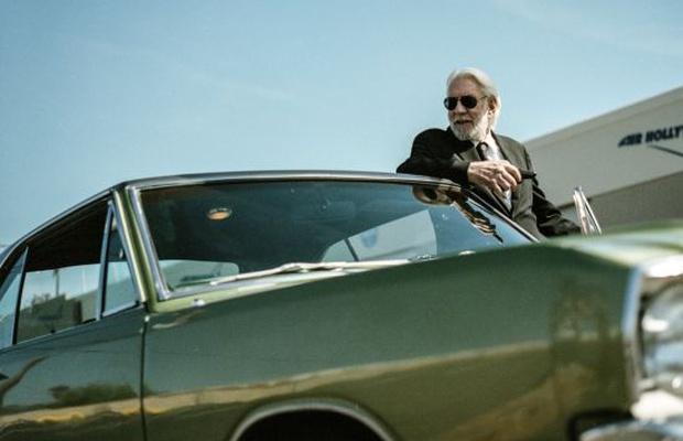 Donald Sutherland & Bang TV Poke Fun at Actors in Point and Shoot Comedy Short