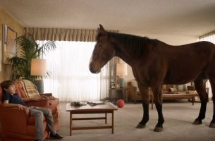 So Hungry You Could Eat a Horse? Skippy and BBDO Have the Answer in Fun New Ad