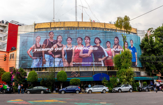 Female Athletes are Heroes in This Nike Women 'Just Do It' Spot