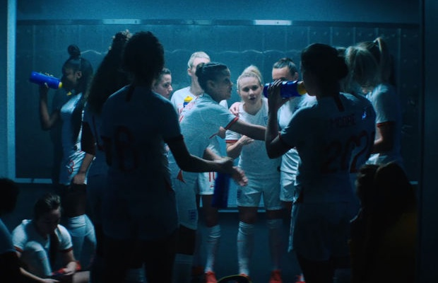 Three Lions' Gets Rewritten as 'Three Lionesses' for