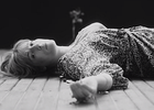 "AG Rojas Captures Artful Grayscale in Florence + The Machine's ""Sky Full Of Song"" Video"