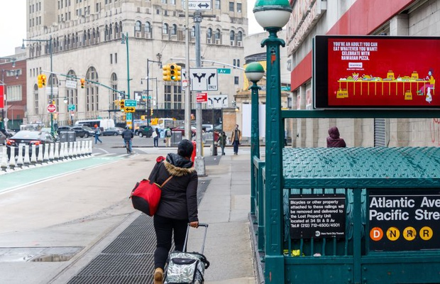 Food Delivery Platform Seamless Is 'Always Ready' with Hyper-Local OOH Campaign