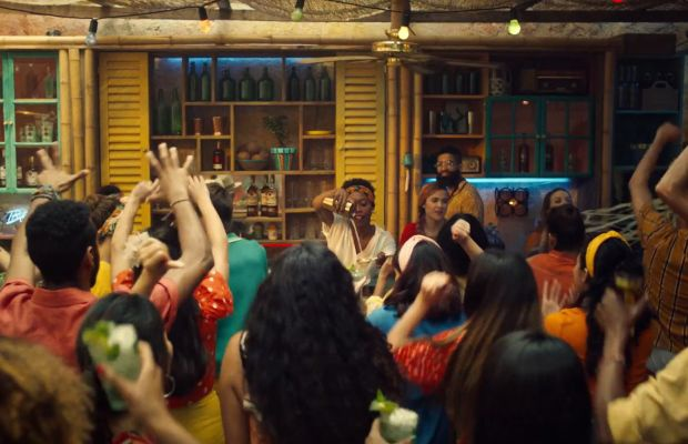 AMV BBDO and Bacardi Move to the Sound of Rum