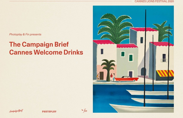 An Aussie or Kiwi Going to Cannes? Get Your Invite Now to the Campaign Brief Welcome Drinks