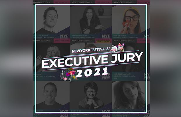 New York Festivals Advertising Awards 2021 Executive Jury Confirms 25 Members