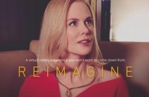 Nicole Kidman Reimagines Luxury in Etihad's High-flying VR Experience