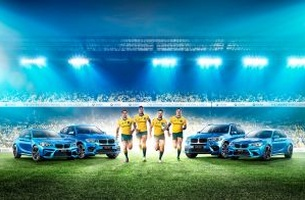 BMW and the Wallabies Head on the Road to Glory in New Spot