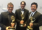 Therapy Studios Takes Home Two Emmy Wins