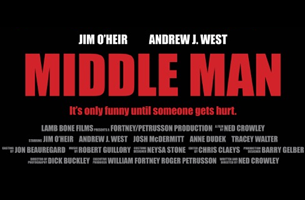 Ned Crowley's Debut Feature 'Middle Man' Selected for Chicago International Film Festival