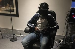 Life on Mars: My First Virtual Reality Experience