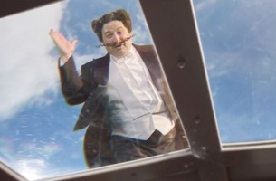 Latest Gocompare.com TV Spot Takes Gio Compario to New Heights