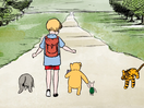 A Thoughtful Bear: The Joy of Drawing Winnie the Pooh at 95