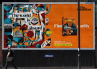 The Guardian's New European Ad Campaign Aims to Drive Subscriptions to International News Magazine