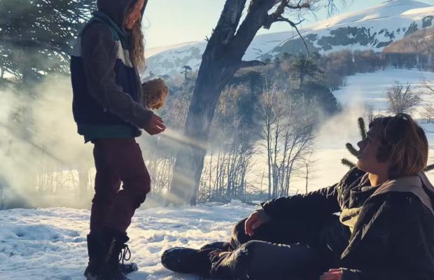 Apple Shoots an Epic Snowball Fight Using an iPhone