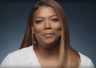 Queen Latifah Inspires Potential Students in Film for Strayer University