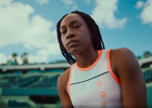 Jaden Smith and Coco Gauff Channel the Path of Success for Dynamic New Balance Spot