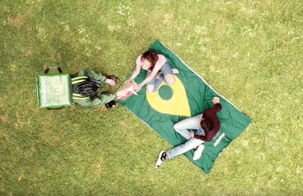 Every Burger Fan's Fantasy Is Realised with McDonald's Picnic Position Blanket