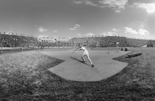 Witness Olympic History Through Time with The Mill's NYT VR Experience