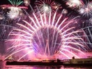 London Sees in the New Year with Spectacular Firework Display from Jack Morton