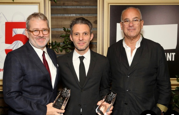 Abstract Wins Best Episodic Series at the IDA Documentary Awards