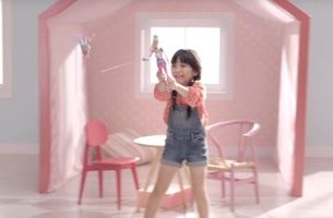 BBDO Hong Kong Demonstrates the True Power of Play with Mattel & Barbie