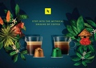 Mariana x Nespresso on 'The Mythical Origins of Coffee'