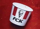 FCK: Mother London Addresses KFC Chicken Shortage with Cheeky Ad