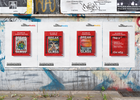 In Case of Injustice, Break Glass: Guardian Weekly Takes to the Streets of Berlin