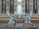 Jungle's Scott Pickett Directs the Ultimate Fencing Fashion Film for Carla Colour