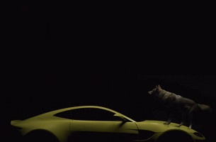 Your Shot: Rankin Roars for Aston Martin Vantage Global Launch