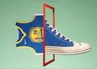 NBA Jerseys Transform Into Converse Chucks in Stop Motion Film