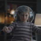 Sorry Goldfish, This Girl's Got Dreams of Space Travel