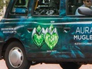 Thierry Mugler Launches New Perfume with Dazzling Fleet of Taxis
