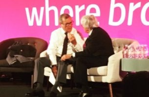 Sir Martin Sorrell & Bernie Ecclestone on Brexit, Putin and Trump at Ad Week Europe